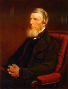 Wyburd, Francis John, 1826-1893; Henry Deane (1807-1874), President of the Pharmaceutical Society (1853-1855)